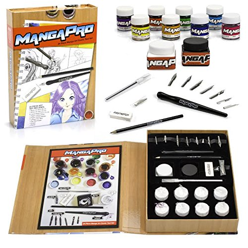 Manga art supplies