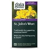 Gaia Herbs St. John's Wort, Vegan Liquid