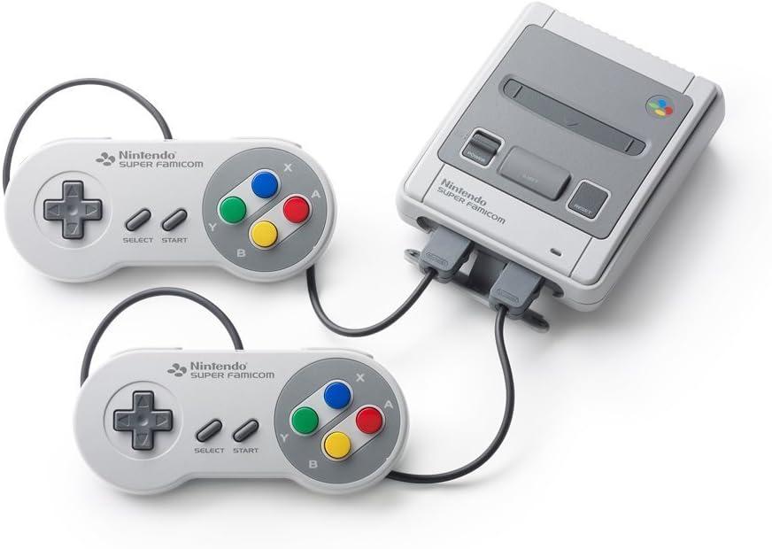 Nintendo Super Famicom Classic Mini USB AC adapter set Japanese Ver.