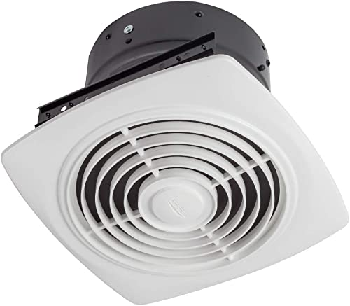 Utilitech 2-Sone 70-CFM White Bathroom Fan ENERGY STAR