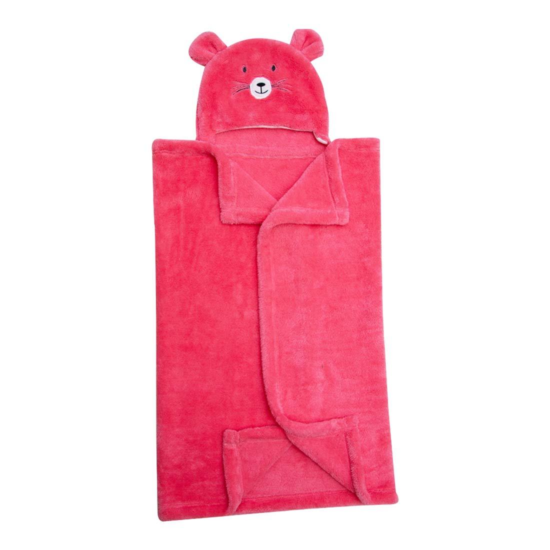 Mee Mee Multipurpose Soft Baby Blanket with Hood