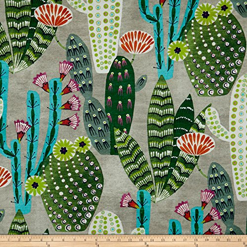 Home Accent Fabrics Desert Flower Tiger Lilly