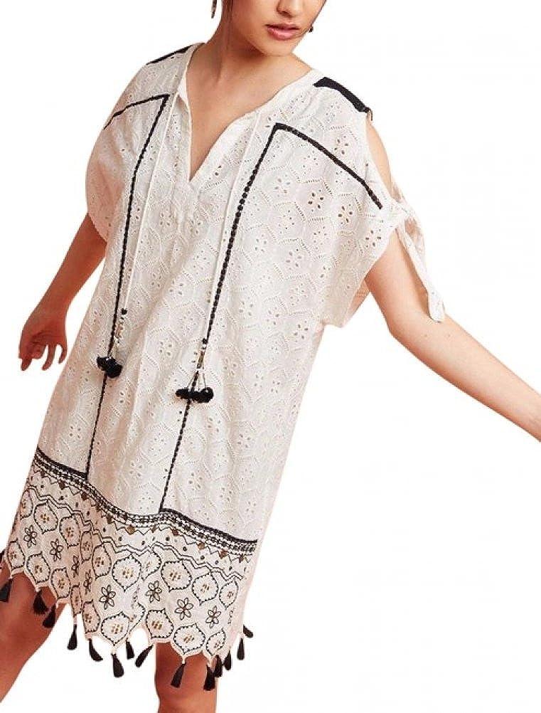 1d64bcca0de33 Top1: Anthropologie Aditya Embroidered Tunic Dress by Hemant & Nandita $188  - NWT