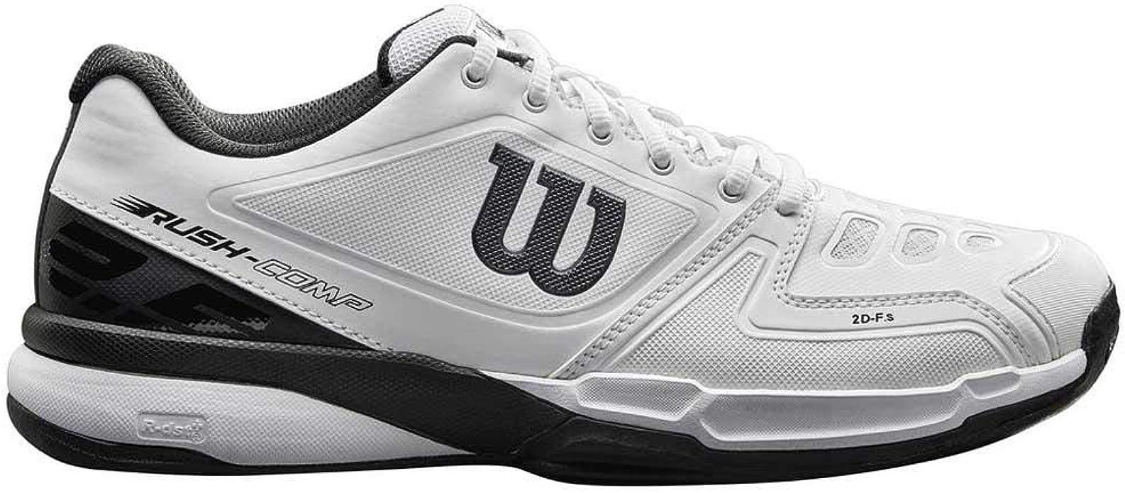Wilson Rush Comp Clay Court, Zapatillas de Tenis para Hombre ...