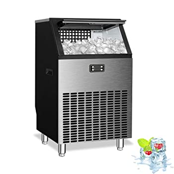 Kismile Commercial Ice Maker