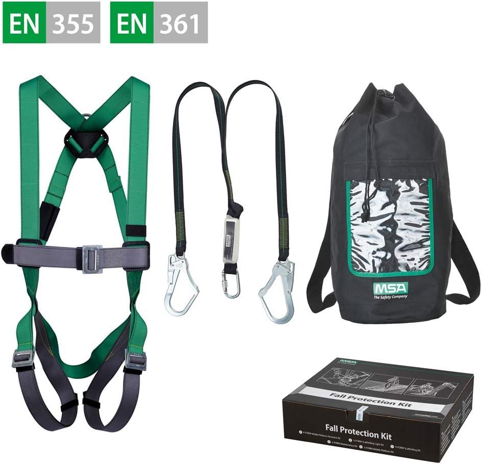 Kit para andamios V-Form, Completo set de protección anticaídas ...