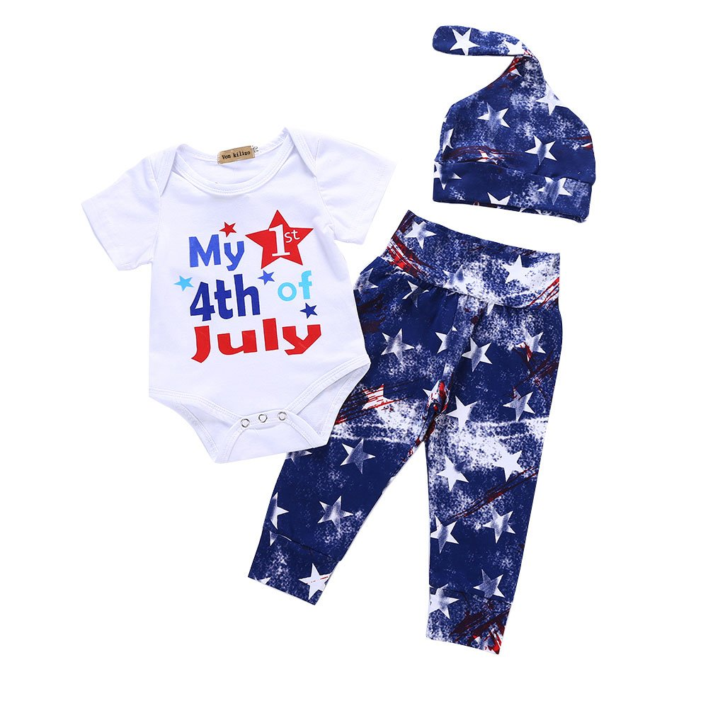 5543258ef Top 10 wholesale American Flag Romper - Chinabrands.com
