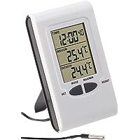 Pearl exterior termómetro: Digital de termómetro de interior