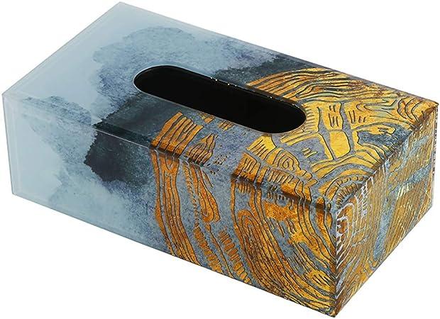 Caja De Pañuelos   Caja Pañuelos - Creativa nórdica estilo simple Inicio sala de mesa de café