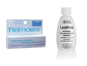 187eb4b448b Amazon.com : Ardell Lashfree Individual Eyelashes Adhesive Remover (0.2 Oz  Bottle) : Beauty