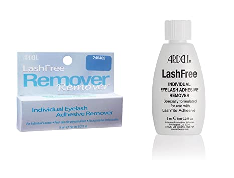 fd1aee3173a Image Unavailable. Image not available for. Colour: Ardell Lashfree  Individual Eyelashes Adhesive Remover ...