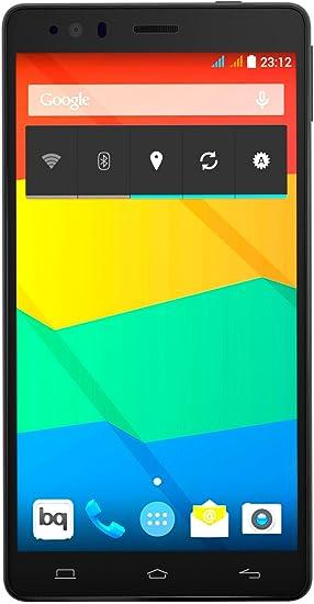 BQ Aquaris E6 - Smartphone libre Android (pantalla de 6