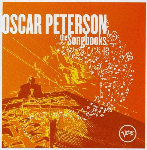 Oscar Peterson - Songbooks (Canada - Import, 5PC)