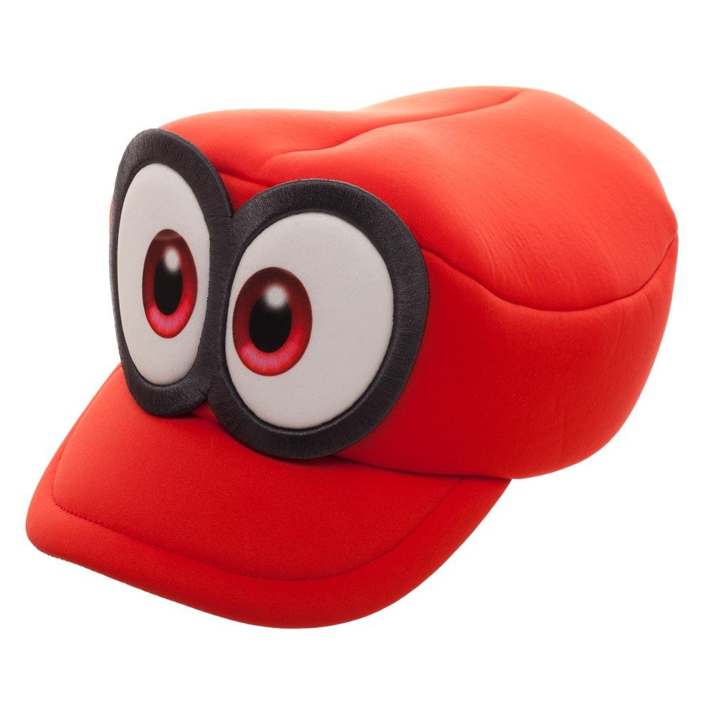 Bioworld Mario Odyssey Cosplay Hat Standard by Bioworld (Image #4)