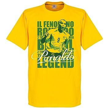 Ronaldo Luis Nazario de Lima Legend Tee - XS