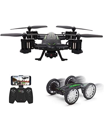 RC Drones for Kids, Drone with 720P Live Camera, Rolytoy Remote Control Off-