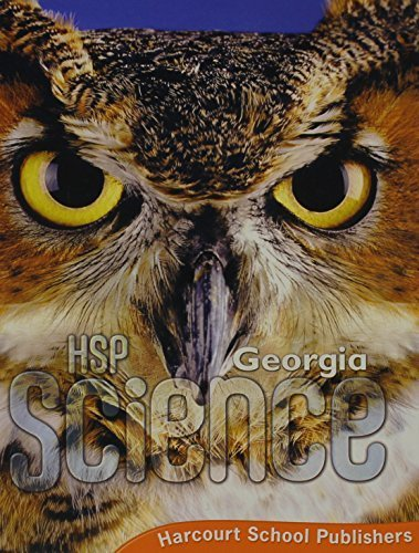 Science, Grade 5 (Harcourt Science)