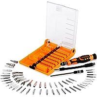 Btuty JM-8150 52 em 1 conjunto de chave de fenda Compatible with laptop Kit de ferramentas de mão de reparo profissional…