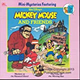Mini Mysteries Featuring Mickey Mouse and Friends, Grace MacCarone, 0307117197