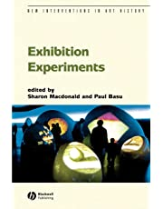 Exhibition Experiments