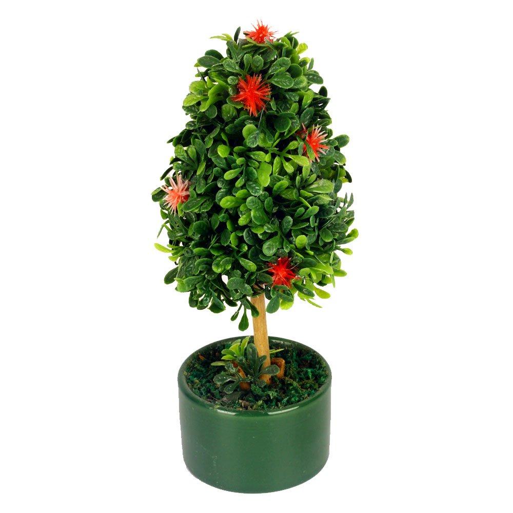 Amazon.com: VGIA Set Of 3 Artificial Plants In Ceramic Pot,Colorful Boxwood  Topiary Small Home Decor Tabletop: Home U0026 Kitchen