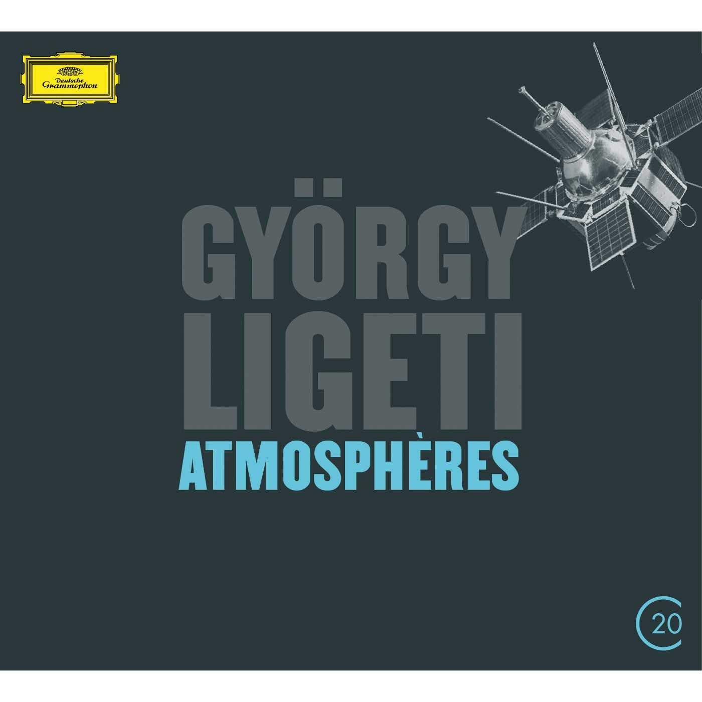 CD : VARIOUS ARTISTS - 20c: Ligeti - Atmospheres /  Various