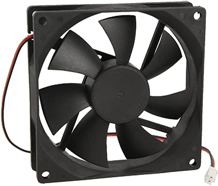 URBEST 90mm x 25mm DC 12V 2Pin Cooling Fan for Computer Case CPU Cooler