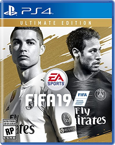 FIFA 19 Ultimate Edition - PS4 [Digital Code] by Electronic Arts