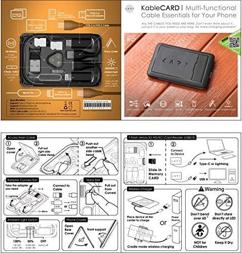 Kablecard Colour Black Musical Instruments
