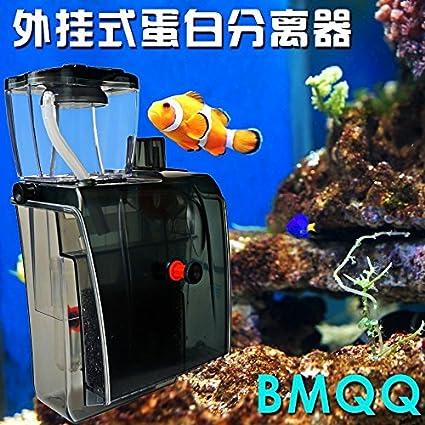 BMqq bm skimmer q1 pequeño acuario de agua salada arrecife plug-skimmer skimmer