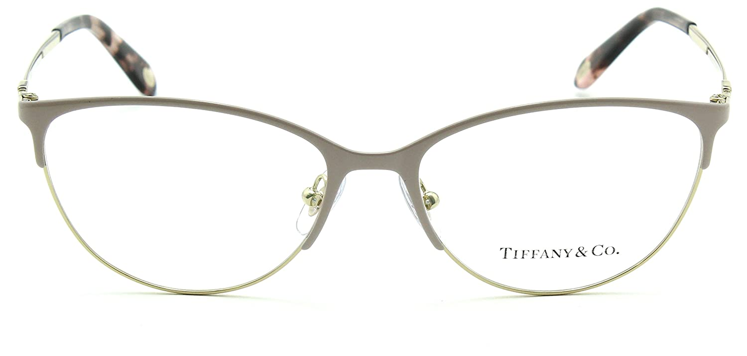 66ec23111f Tiffany   Co. TF 1127 Women Cat Eye Metal Eyeglasses RX - able (6125) 54mm   Amazon.ca  Clothing   Accessories