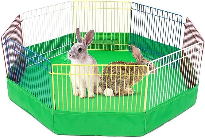 SM SunniMix 2 Pz Criceti Cincilla Cavia Uccelli Casa Nido Cage Camera da Letto Plastica