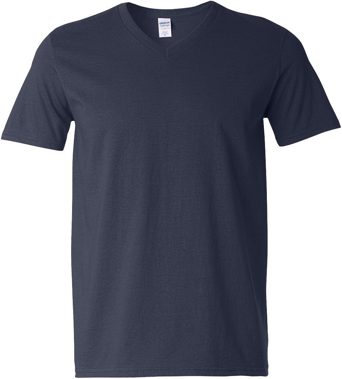 Gildan G64V 4.5 Oz Softstyle V-Neck T-Shirt
