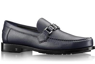 dcd13dec45359 Amazon.com | Louis Vuitton Major Loafer LV 9 / US 10 | Loafers ...