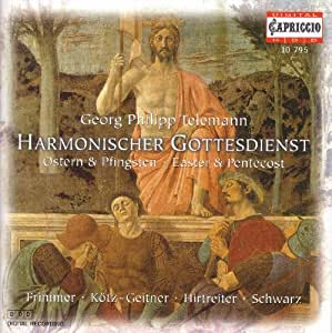 Telemann G.P.: Cantatas for E