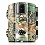 Best infrared game camera - Vizzlema Trail Camera-12MP Wildlife Hunting amera 65ft Infrare Review