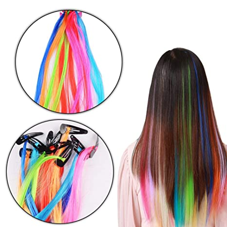 Majik Colored Hair Extension For Kids bf44faa6d0
