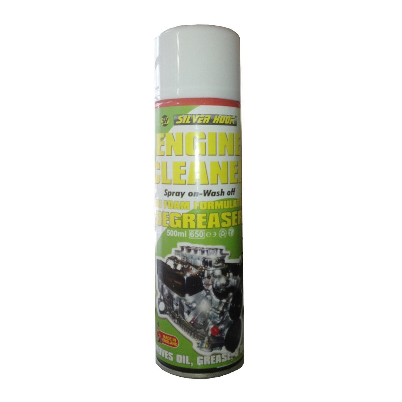 Silverhook SGDG1 Engine Cleaner and Degreaser 500 ml Silverhook ltd