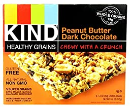 KIND, Healthy Grains Granola Bar, Oats & Honey (6 PACK)