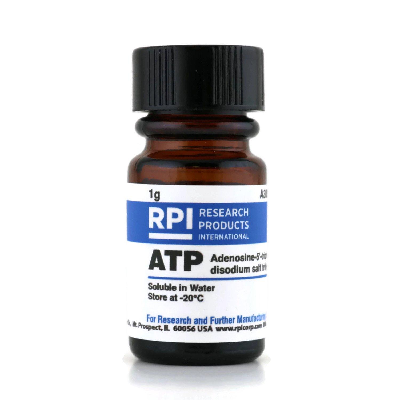 ATP [Adenosine-5'-triphosphate, disodium salt trihydrate], 1 Gram by RPI