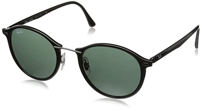 baa5ffe77f6 Amazon.com  Ray-Ban Round Ii Light Ray Sunglasses