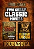 Classic Movie Double Bill: Angel and the Badman and Held For Ransom