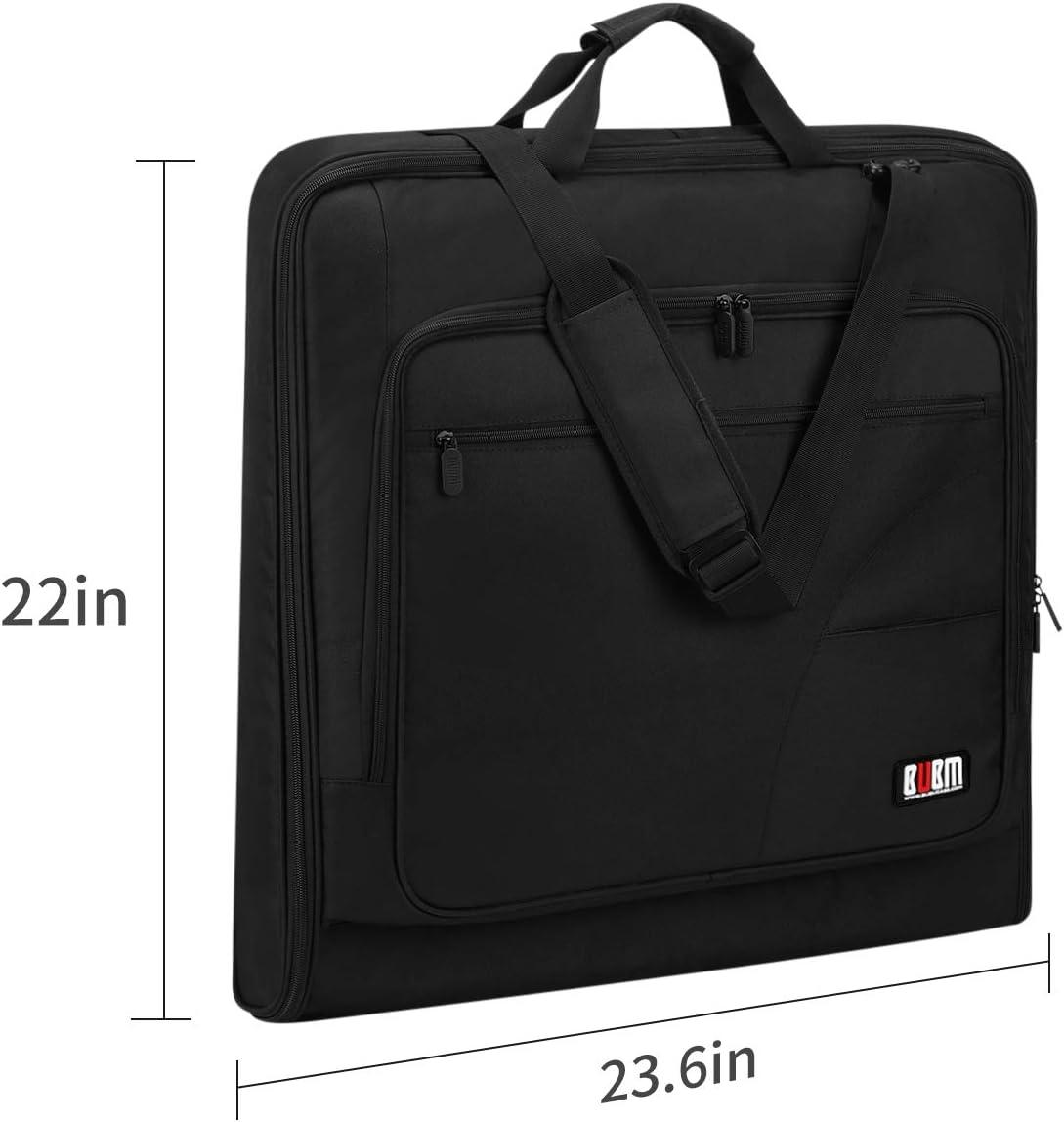 Amazon.com: BUBM - Bolsa de viaje grande para traje, abrigo ...