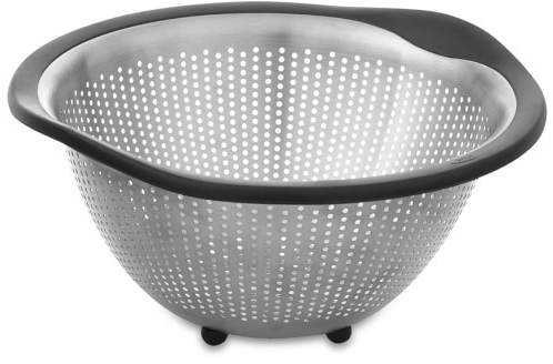 OXO Stainless-Steel​ Colander | Williams-Sonoma​