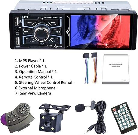 Leap G Autoradio Mit Touchscreen 4 1 Zoll Und Elektronik