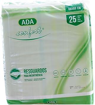 Empapador 60 x 60 AD-Caja 25 u: Amazon.es: Salud y cuidado personal