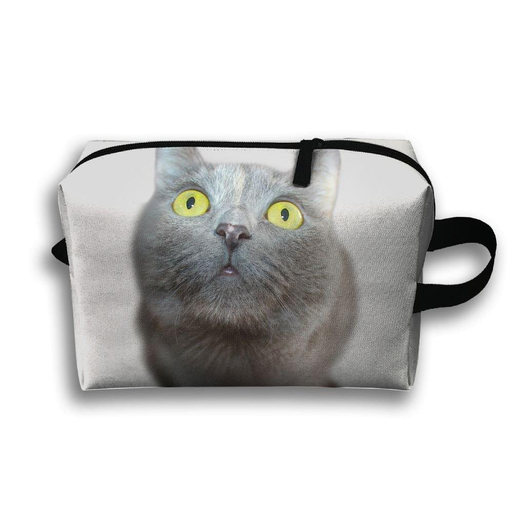 RONG View ポータブル FA View 動物ペット猫 マンマル 目 ポータブル ポータブル 旅行 メイクアップバッグ 収納バッグ ポータブル レディース 旅行 四角 化粧バッグ B07F7TFWMW, トレンドビューティーヘルス:5ffb2a6f --- rdtrivselbridge.se