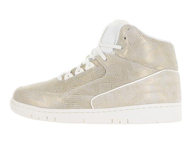 Hombre Nike Air Jordan 4 Retro Premium Piel De Serpiente 8.5