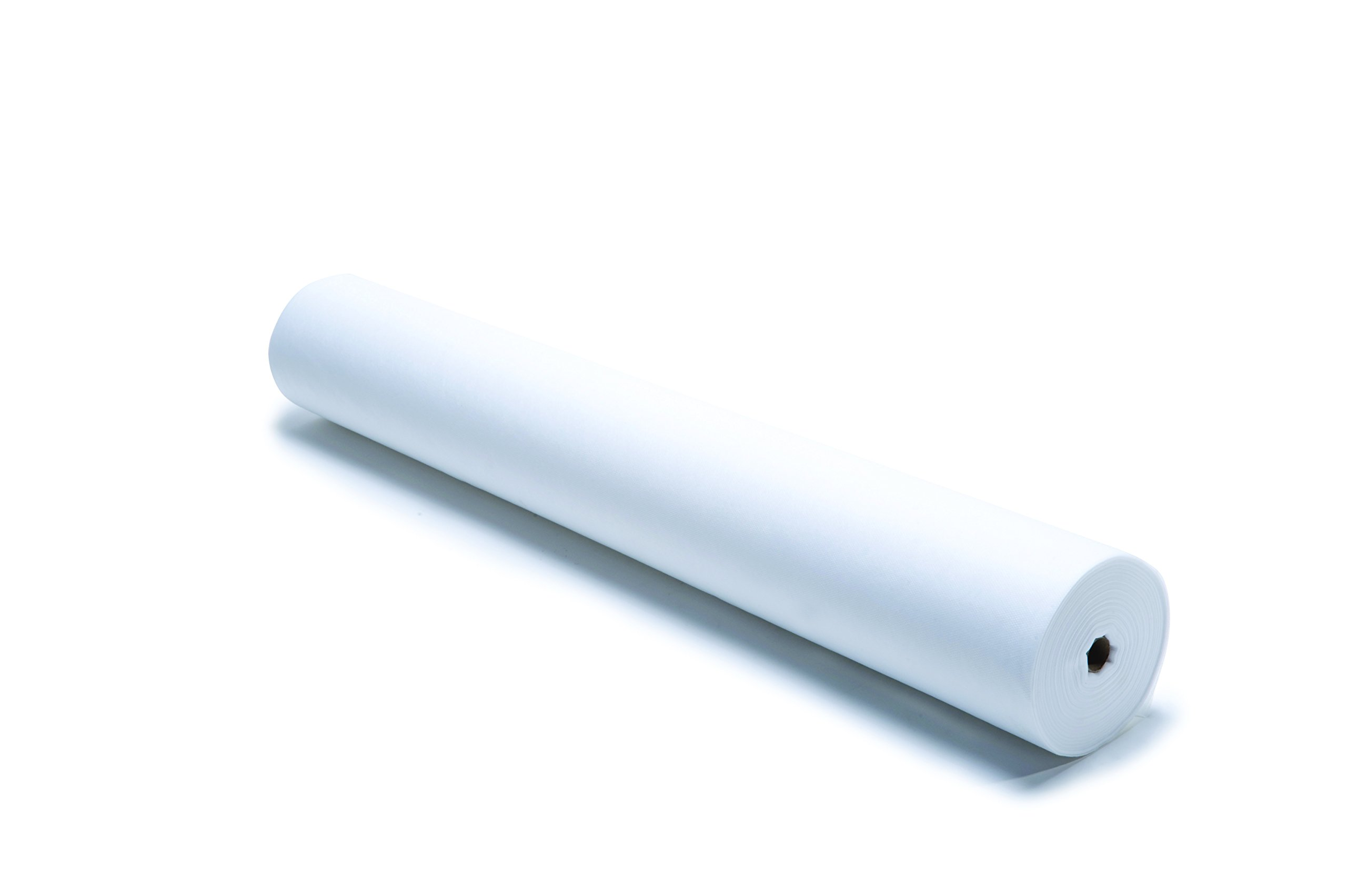 Smart-Fab Craft Fabric Roll,  48'' x 120', White, Perfect for Schools, Crafts, Art, Bulletin Board, Teacher Classrooms, Outlasts Paper, Won't Fade by Smart-Fab