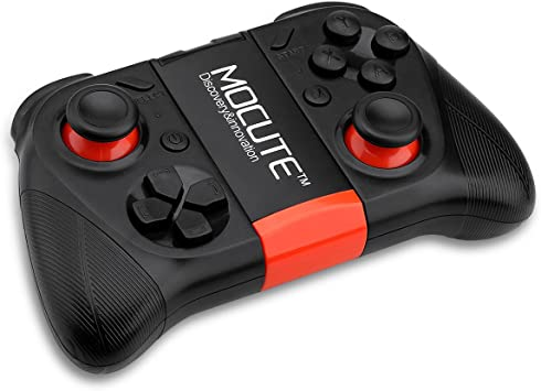 MOCUTE-050 Gamepad Wireless Mando de Juego Inalámbrico Bluetooth ...